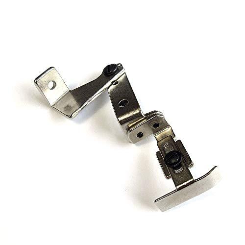 Guía de borde oscilante ajustable para máquina de coser Juki Mo3300 Siruba Pegasus Overlock