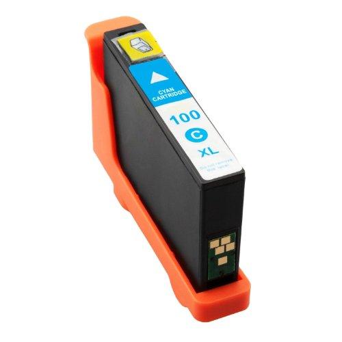 Lexmark 14N1069E Tintenpatrone Tintenpatrone für Tintenstrahldrucker Cyan (Cyan, Lexmark S305, S405, S505, S605, Pro205Pro705, Pro205, S815, Pro905, Tintenstrahl, 40g)