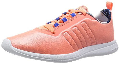 adidas Neo Cloudfoam Pure Womens Running Sneakers Fitness Shoes-Peach-6
