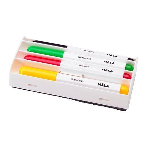 MÅLA - Whiteboardstift, versch. Farben