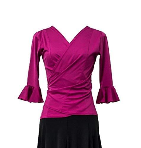 Camisas flamencas con volantes 💛