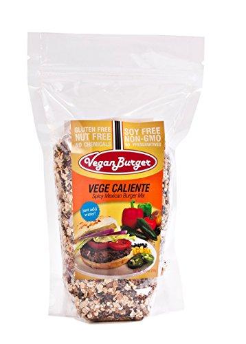 Vegan Burger (9 Servings): Vege Caliente