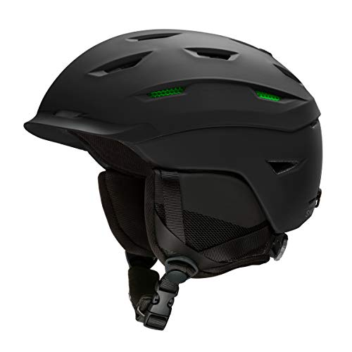Smith Helm Level Snow M Matte Black