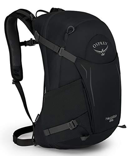 Osprey Hikelite 26 Unisex Hiking Pack - Black (O/S)