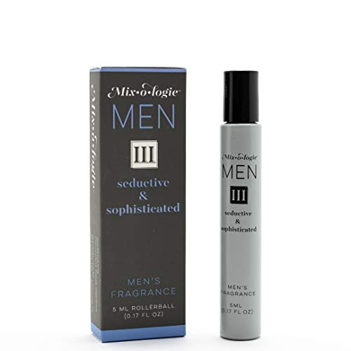 Mixologie Fragrance for Men - III (Seductive & Sophisticated) Cologne