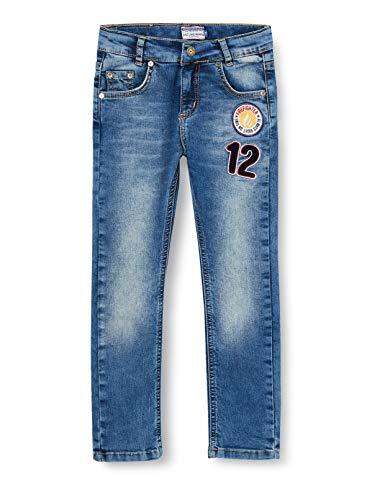 Salt & Pepper Jungen 05120135 Jeans, original, 98