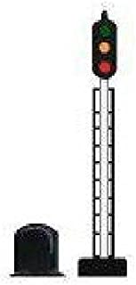 津川洋行 Nスケール LA-11 三灯式信号機 (2本入)