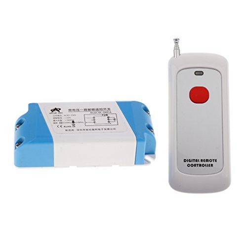Sharplace sans Fil RF Relais Télécommande Contrôle Interrupteur Serrure D'émetteur