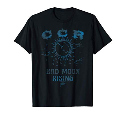 CREEDENCE CLEARWATER REVIVAL RISING T-Shirt