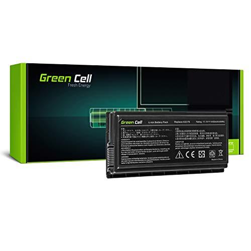 Green Cell Standard Serie A32-F5 Laptop Akku für ASUS F5 F5GL F5M F5N F5R F5RL F5SL F5V F5Z X50 X50GL X50N X50R X50RL X50SL X50V X50Z (6 Zellen 4400mAh 11.1V Schwarz)
