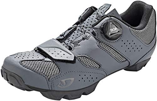 Giro Cylinder II MTB, scarpe da bicicletta, colore grigio, 2021: 49