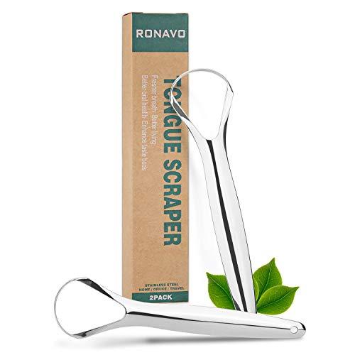 RONAVO -  Zungenreiniger aus