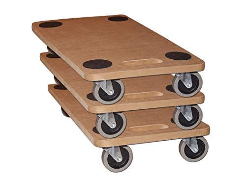 Thats Shopping -  3x Möbelroller