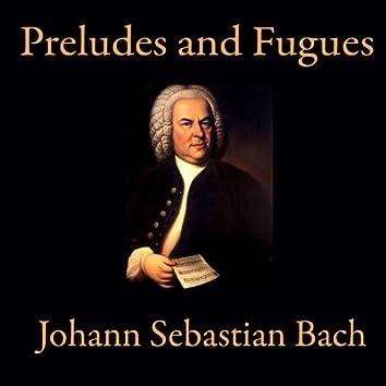 Preludes & Fugues from Johann Sebastian Bach