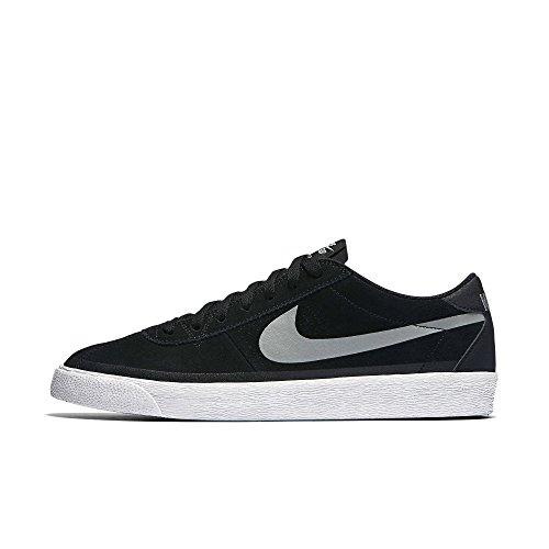 Nike Bruin Sb Premium Se, Herren Skaterschuhe, Multicolor - Schwarz/Grau/Weiß (Schwarz/Grau-Weiß Basis) - Größe: 40 1/2