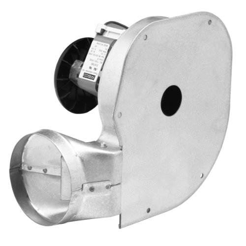 A261 - American Standard Furnace Draft Inducer / Exhaust Vent Venter Motor - Fasco Replacement