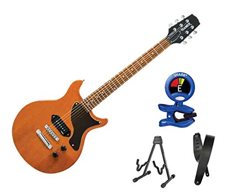 Hamer Special Jr. Electric Guitar - Natural Gloss w/Bonus Kit