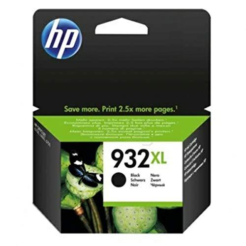 HP - Hewlett Packard OfficeJet 7600 Series (932XL / CN 053 AE#301) - original - Druckkopf schwarz