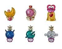 バンダイ 美少女戦士セーラームーン プリズムパワードーム2 全6種セット