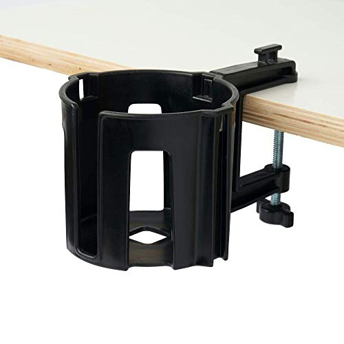 Cup-Holster - The Best Anti-Spill Cup Holder for Your Desk...