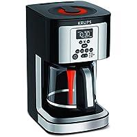 KRUPS EC324 14-Cup Programmable Coffee Maker