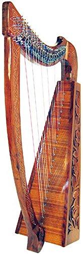 Glenluce FIDDLEWOOD - Arpa de 22 cuerdas
