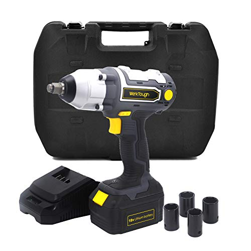 Werktough IW03 Cordless Impact Wrench