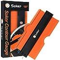Saker Contour Gauge (10 Inch Lock) Profile Tool