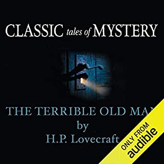 Classic Tales of Mystery: The Terrible Old Man copertina
