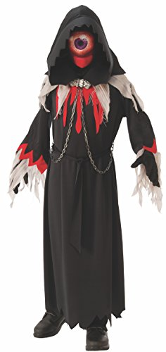 Halloween - Disfraz de Cclope para nios, infantil 8-10 aos (Rubie's 641125-L)