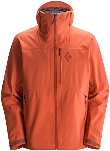 Black Diamond Sharp End Shell Jacket - APBAX0815XLG1