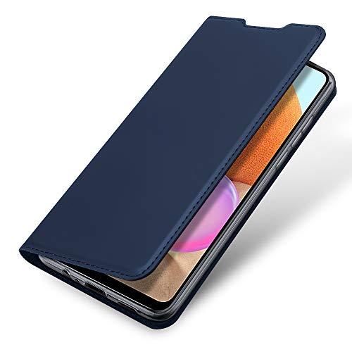 Funda para Xiaomi Mi 11 Ultra Carcasa de Teléfono de Cuero PU Premium Estuche Sedoso Ultrafino para Billetera con Tapa Magnética, Compatible con Xiaomi Mi 11 Ultra, Azul