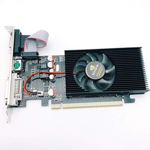 Ba30DEllylelly Scheda video GT730 da 2 GB GV-N730-2GI D3 Schede grafiche GDDR3 a 128 bit per schede VGA nVIDIA Geforce GT 730 D3 HDMI Dvi utilizzate