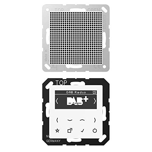 Smart Radio Dab + Set Mono S AS/A Lautsprecher weiß Alpino