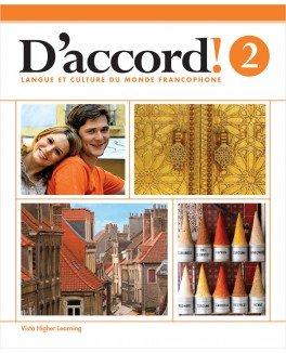 D'accord 2 2015 Ed Student Edition with Supersite Plus Code (SS & vTxt) and Cahier de l'élève