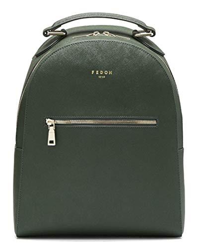 Fedon 1919 - Emily - Zaino piccolo in pelle - WZ1910067 (Verde)