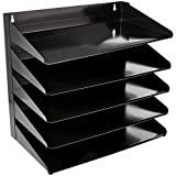 Amazon Basics 5 Tier Metal Offic...