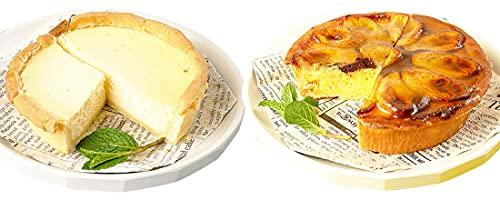 mita ふらんす屋 焼チーズ&バナナチョコ タルト セット 直径13cm 洋菓子 ケーキ スイーツ お取り寄せ ギフト プレゼント