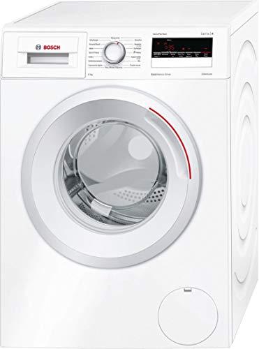 Bosch Serie 4 WAN2427MPL machine à laver Autonome Charge par-dessus Blanc 8 kg 1200 tr/min A+++ -...