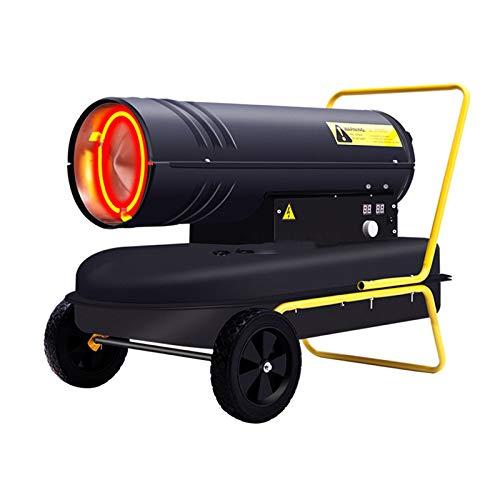 LAY Diesel Chauffage Industriel Ferme Chaud Blower Elevage Haute Puissance 20-60KW Industriel Ventilateur De Chauffage 220 V 50HZ Radiateur Thermique,20KW