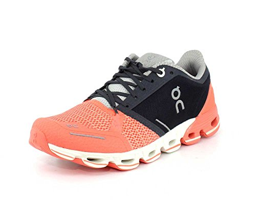 On Running Sneaker Wolke Flyer Salmon, Rosa, 38 EU