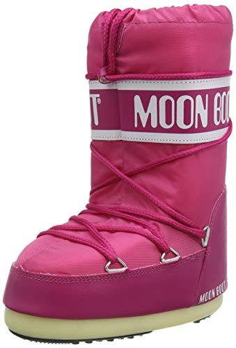 Moon Boot Nylon bouganville 062 Unisex 31-34 EU Schneestiefel