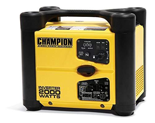 Champion 2000-Watt Stackable Portable Inverter Generator (Pack of 1)