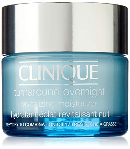 Clinique Turnaround Overnight Radiance Moisturizer unisex, Gesichtscreme, 1er Pack (1 x 50 ml)