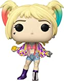Funko Pop Heroes: Birds of Prey- Harley Quinn (Caution Tape), Multicolour, Estándar