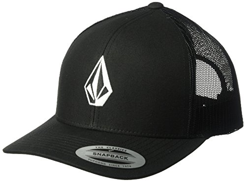 Volcom Full Stone Cheese Gorra, Hombre, New Black, O/S
