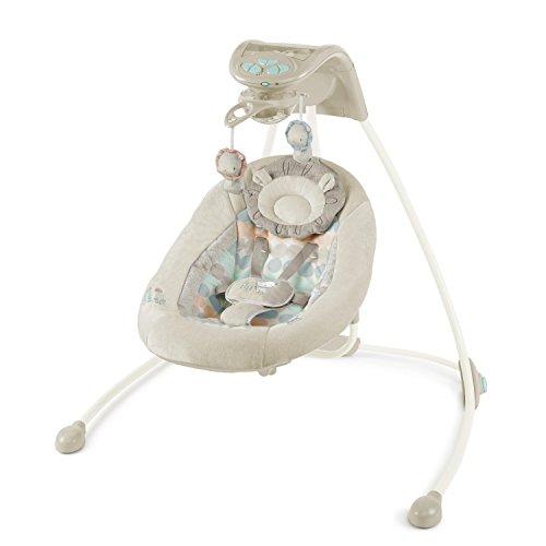 Ingenuity, Babyschaukel mit Lichtern, Lullaby Lion