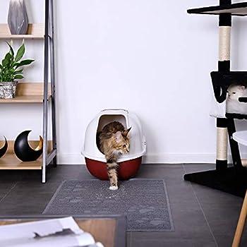 dibea CM00340 Tapis Toilettes pour Chat