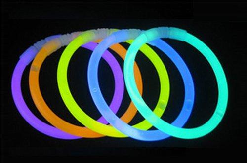 100 Bracelets lumineux GBRA5-200