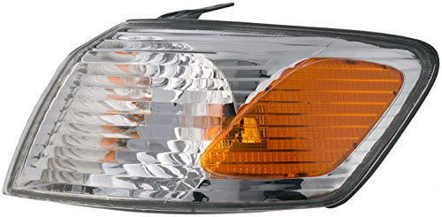 Dorman 1631070 Driver Side Turn Signal Light Assembly for Select Toyota Models